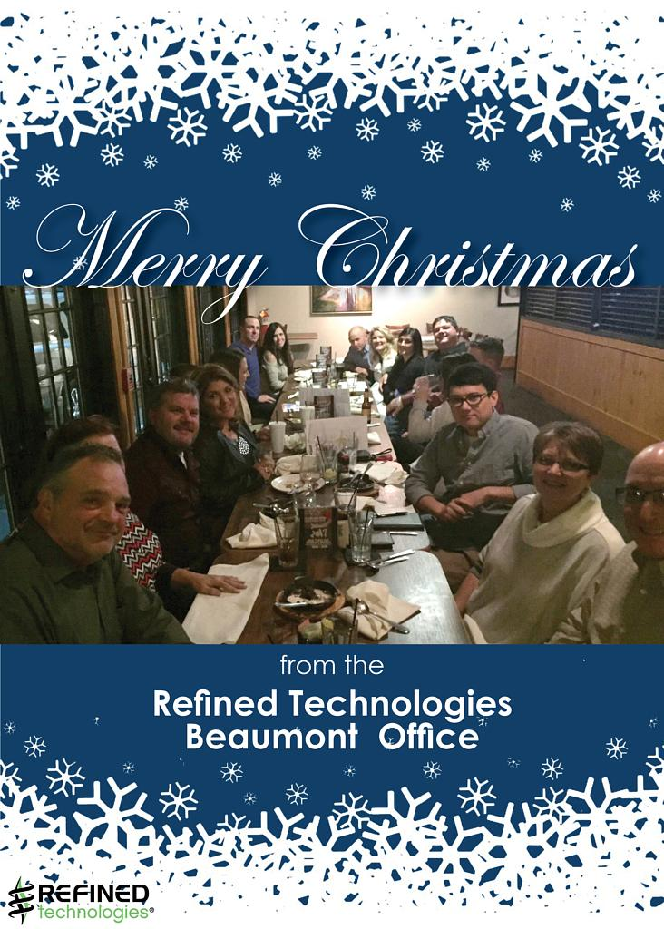 Beaumont Office Celebrating the Holidays
