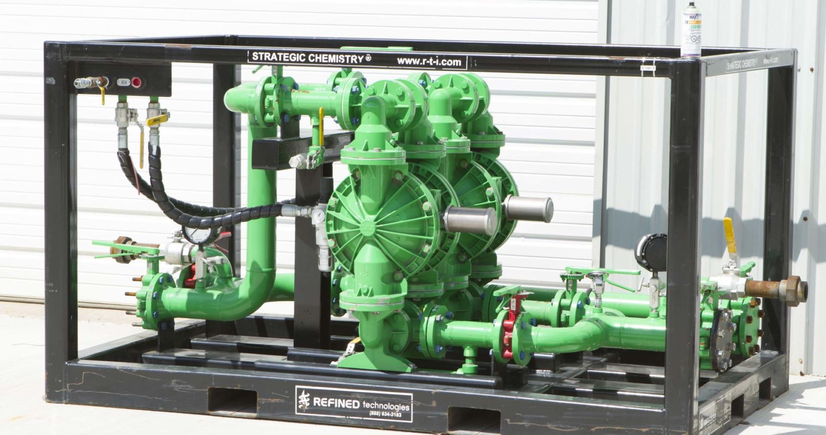 Mechanical Rentals - Pumps - 042117027