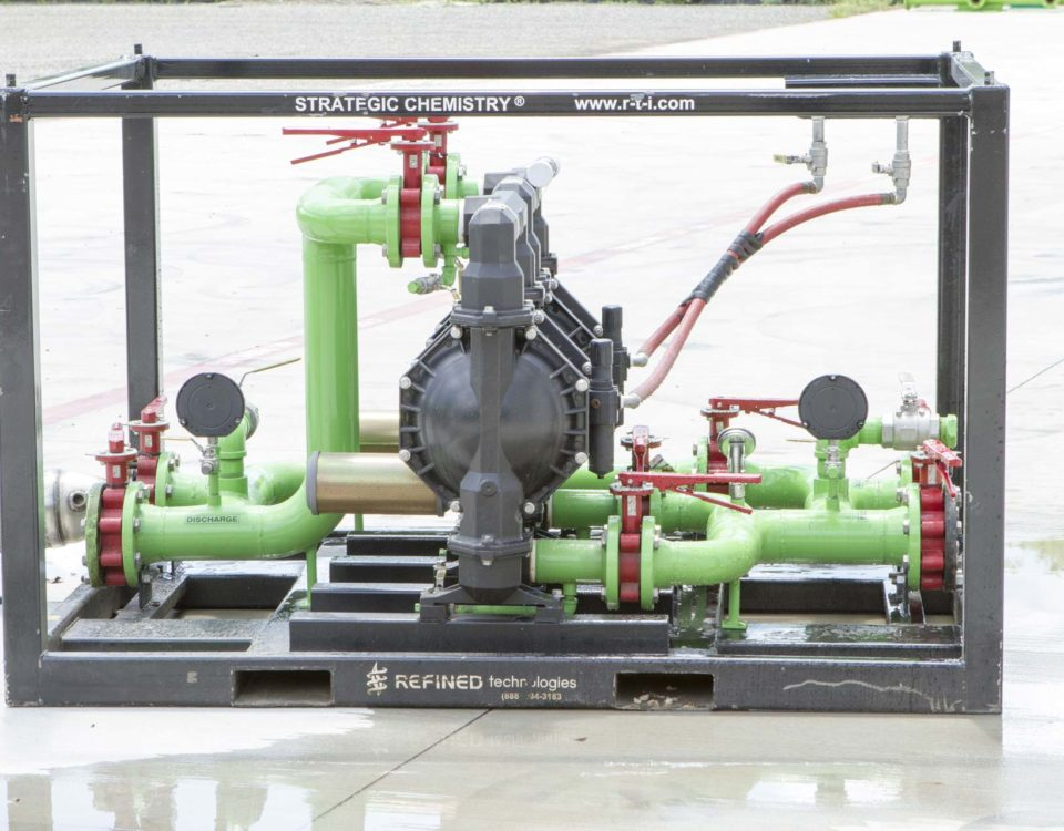 Mechanical Rentals - Pumps - 042117091