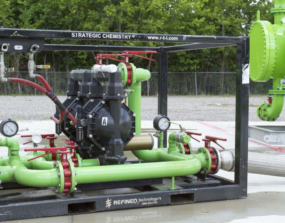 Mechanical Rentals - Pumps - 042117153