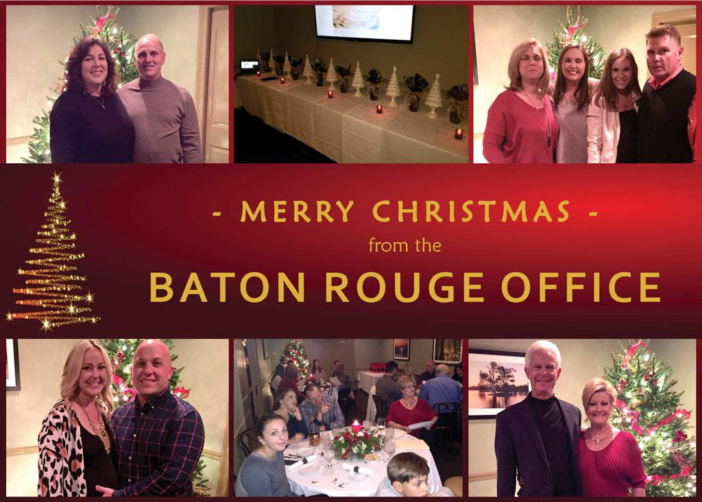 Merry Christmas from the Baton Rouge Office
