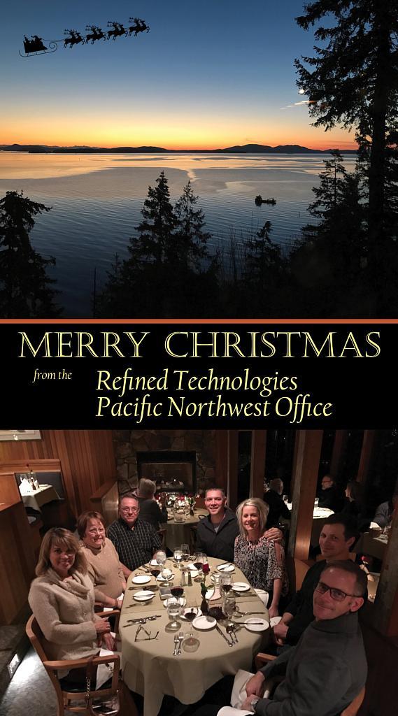 Pacific Northwest Office Celebrating the Holidays