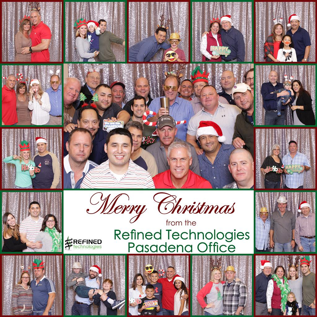Refined Technologies' Pasadena Office Christmas Party