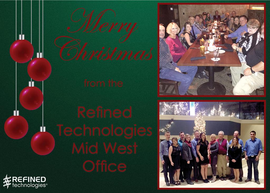 Tulsa and Wichita Offices Celebrated the Holidays